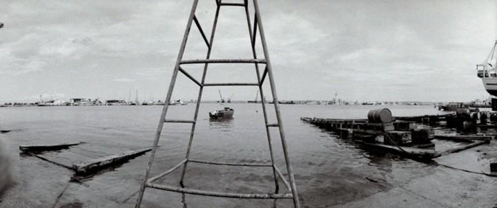 Polignano a mare (BA), anni '90 - foto di Giuseppe Maíno
