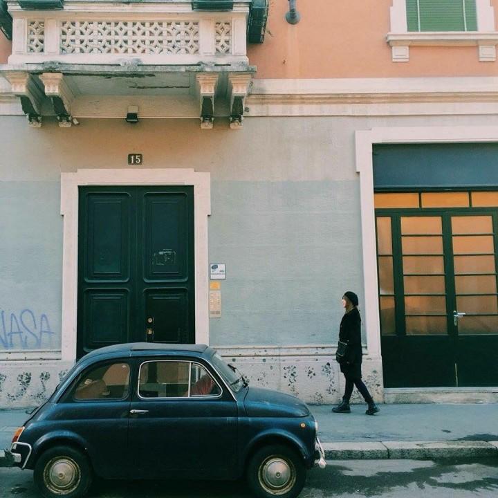Virginia, Isola, Milano - foto di Giovanni Andreani